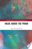 Value Added Tax Fraud
