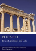 Plutarch: Lives of Aristeides and Cato [Pdf/ePub] eBook
