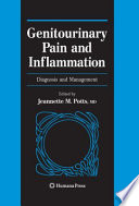 Genitourinary Pain and Inflammation: