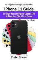 iPhone 11 Guide [Pdf/ePub] eBook