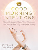 Good Morning Intentions Book PDF
