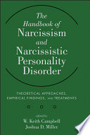 """The Handbook of Narcissism and Narcissistic Personality Disorder: Theoretical Approaches, Empirical Findings, and Treatments"" by W. Keith Campbell, Joshua D. Miller"