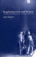 Regulating Girls And Women