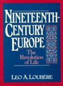 Nineteenth century Europe
