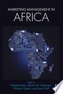 Marketing Management in Africa Book