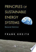 Principles Of Sustainable Energy Systems Second Edition Book PDF