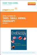Small Animal Endoscopy