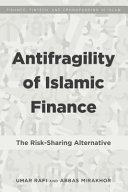 Antifragility of Islamic Finance