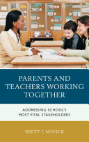 Parents and Teachers Working Together