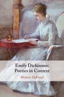 Emily Dickinson and Poetics