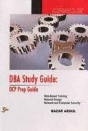 DBA Study Guide   OCP Prep Guide