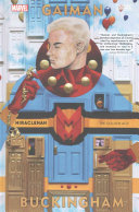 Miracleman by Gaiman   Buckingham Book 1 Book