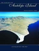 The Geology of Antelope Island  Davis County  Utah