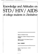 Knowledge and Attitudes on STD HIV AIDS of College Students in Zimbabwe  Survey