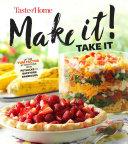 Taste of Home Make It Take It Cookbook Pdf/ePub eBook