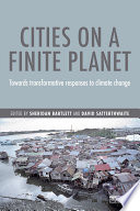Cities on a Finite Planet