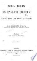 Side lights on English Society Book