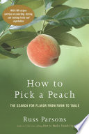 How to Pick a Peach