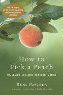 How to Pick a Peach Pdf