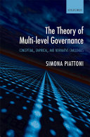 The Theory of Multi-level Governance