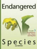 Endangered Species  Amphibians  fish  plants  and reptiles