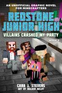 Pdf Villains Crashed My Party