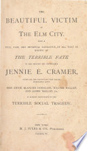The Beautiful Victim of the Elm City Book