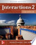 Interactions 2 Grammar Student Book