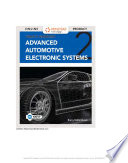 Today s Technician  Advanced Automotive Electronic Systems  Classroom Manual and Shop Manual