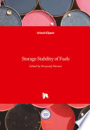 Storage Stability of Fuels