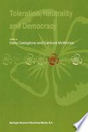 Toleration Neutrality And Democracy