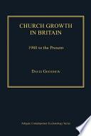 Church Growth In Britain