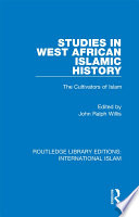 Studies In West African Islamic History