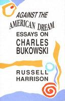 Against the American Dream