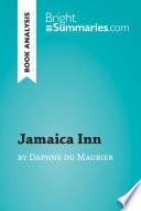 Jamaica Inn by Daphne du Maurier (Book Analysis)