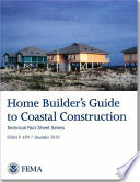 Home Builder s guide to coastal construction Book