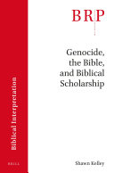 Genocide  the Bible and Biblical Scholarship