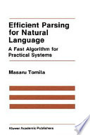Efficient Parsing for Natural Language