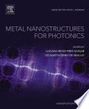 Metal Nanostructures For Photonics Book PDF