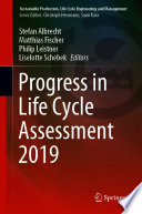 Progress in Life Cycle Assessment 2019