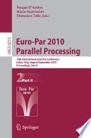 Euro Par 2010   Parallel Processing