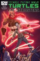 Teenage Mutant Ninja Turtles/Ghostbusters #3