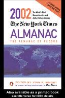 The New York Times Almanac 2002