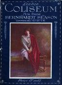 Mme Sarah Bernhardt Season