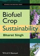 Biofuel Crop Sustainability Book