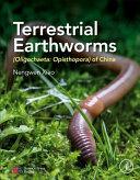 Terrestrial Earthworms  Oligochaeta  Opisthopora  of China