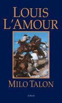 Milo Talon ebook