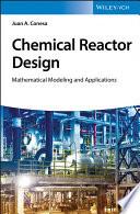 Chemical Reactor Design Book PDF