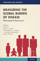 Measuring the Global Burden of Disease Pdf/ePub eBook