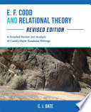 E  F  Codd and Relational Theory  Revised Edition
